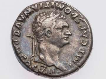 Cistophorus with head of Domitian