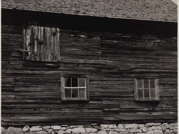Side of Barn, Lake George