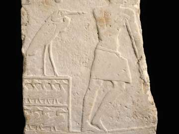 Relief from the tomb of Prince Kawab