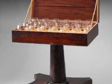 Musical glasses (Grand Harmonicon)