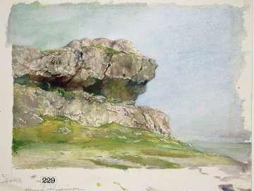 Rocks at Newport