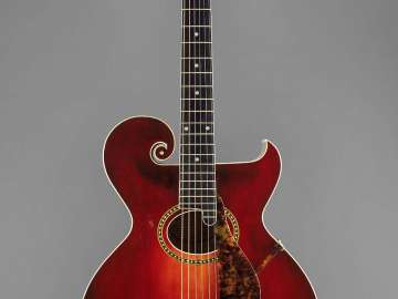 Arch-top guitar (style O Artist)