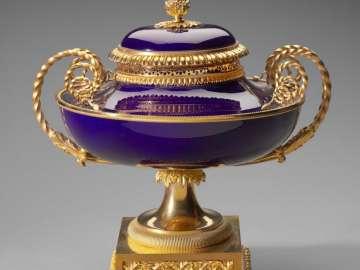 Pot-pourri Vase