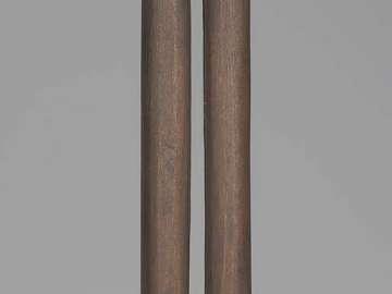 Reed pipe (sk-a'na)