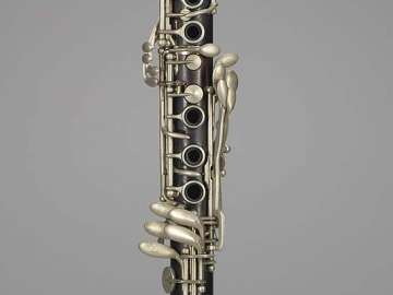 Clarinet in B-flat (Mazzeo system)