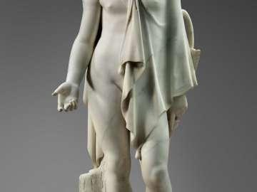 Cupid Disguised as a Shepherd Boy