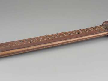 Zither (epinette des Voges)