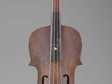 Folk violin