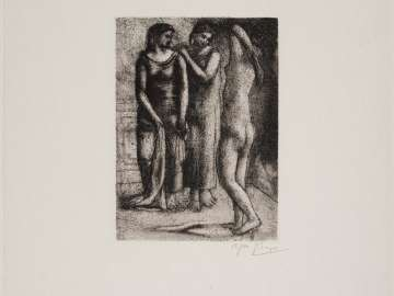 Group of Three Women (Groupe de Trois Femmes)