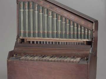 Organ (Portative, after Renaissance type)