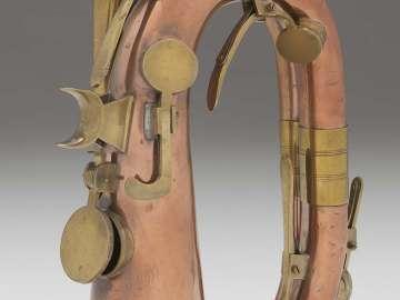 Keyed bugle in B-flat (pocket model)