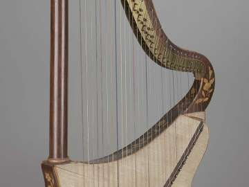 Dital harp