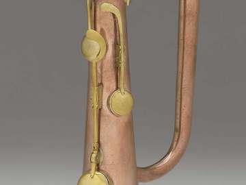 Keyed bugle in B-flat