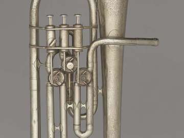 Tenor horn in E-flat