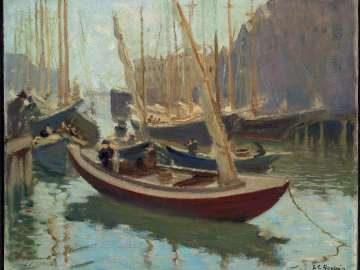Boats at T Wharf