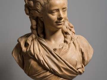 Bust of Madame Sedaine