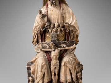 Bosom of Abraham Trinity