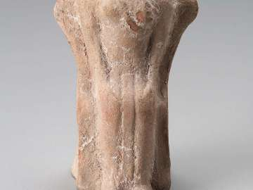 Figurine of seated Aphrodite