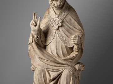 Saint Peter as Pope