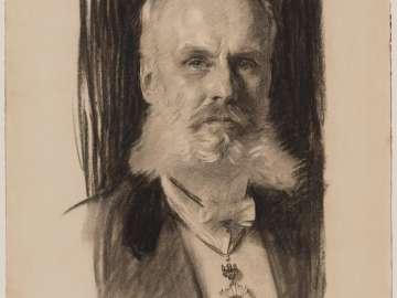Portrait of Dr. William Sturgis Bigelow
