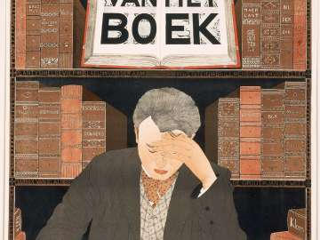 Nationale Tentoonstelling van het Boek (National Exhibition of the Book)