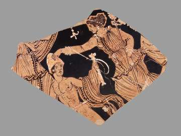 Fragment, probably from an amphora