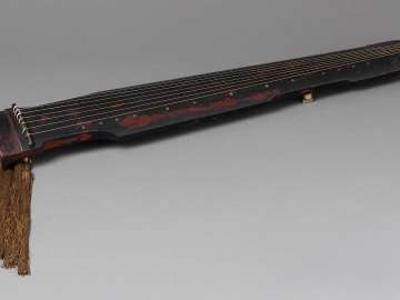 Zither (qin)
