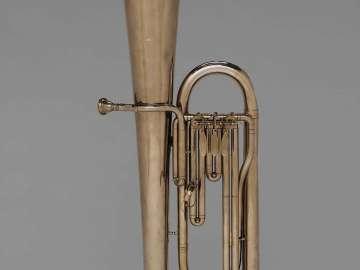 Bass tuba in E-flat