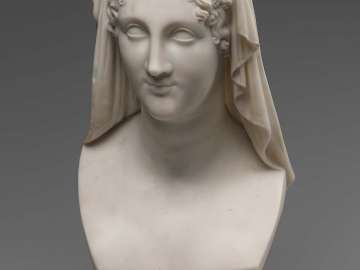 Bust of Beatrice