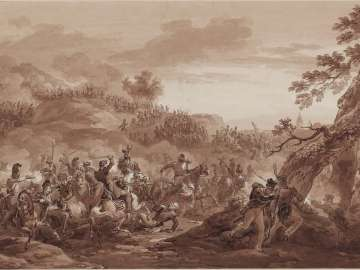 Napoleonic Campaigns: Battle of Ligny (June 16, 1815)