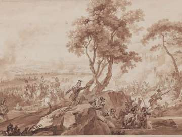 Napoleonic Campaigns: Battle of Raab (June 14, 1809)