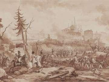 Napoleonic Campaigns: Battle of Smolensk (1812)