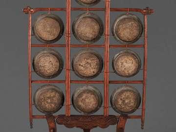 Set of gongs (yunluo)