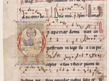 Antiphonary (Cistercian Use)