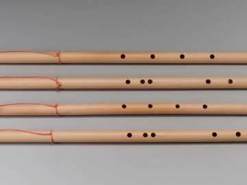 Duct flute (suling)