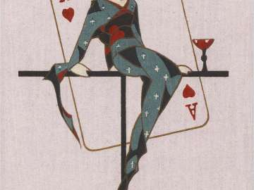 Ace of Hearts from the series Youth (Kanojo no seishun)
