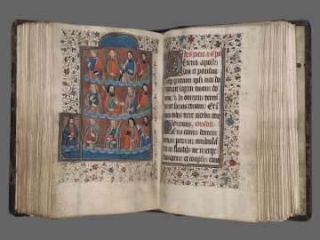 Book of Hours (for Female Use)