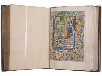 Book of Hours (Possibly for Use of Péronne)