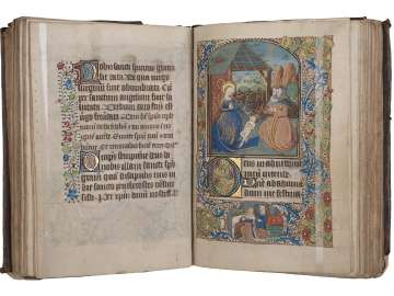 Book of Hours (Use of Bayeux)