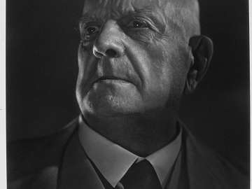 Jean Sibelius (eyes open)