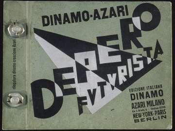 Depero Futurista 1913–1927