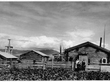 Burwash Landing, Yukon, Canada