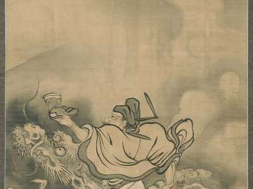 Zhang Liang Returning the Shoe