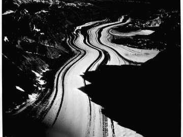 Eldridge Glacier, Alaska