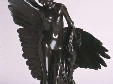 Hebe and the Eagle of Jupiter