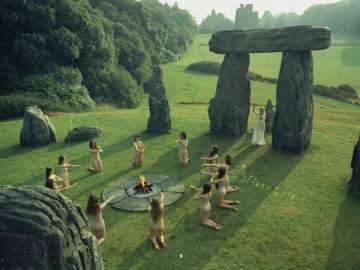 still from the wicker man
