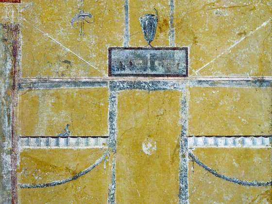 Art of Illusion: Roman Wall Painting   Museum of Fine Arts, Boston