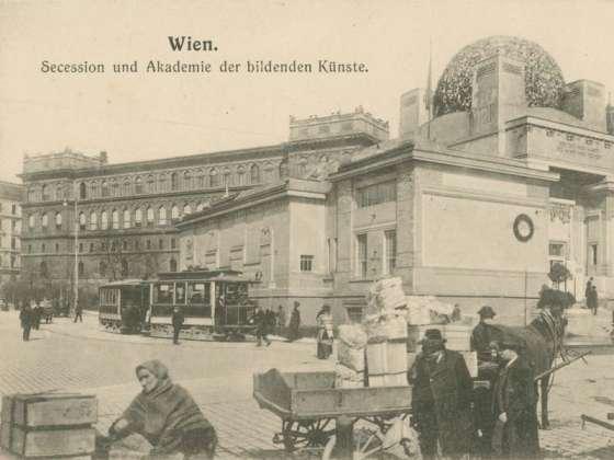 Vienna Austria 1900 Museum Of Fine Arts Boston