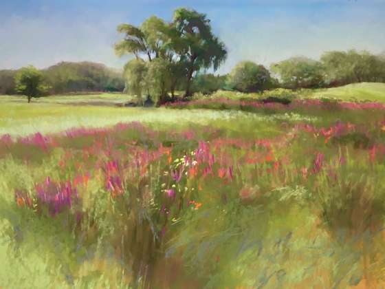 Jeanne Rosier Smith, Concord Meadows.