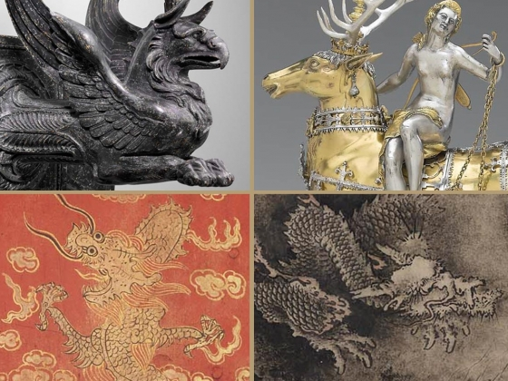 Fantastic Beasts and Where to Find Them... At the MFA